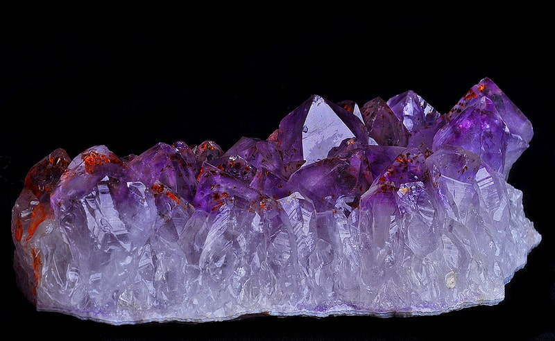 amethyst - best stones and crystals for immune system