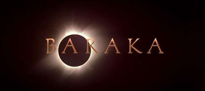 BARAKA: Film without words