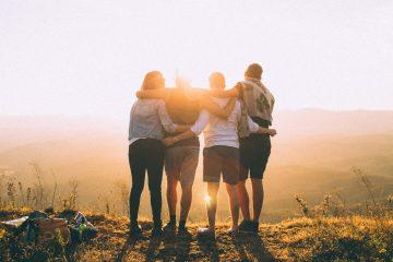 group friend or acquaintance