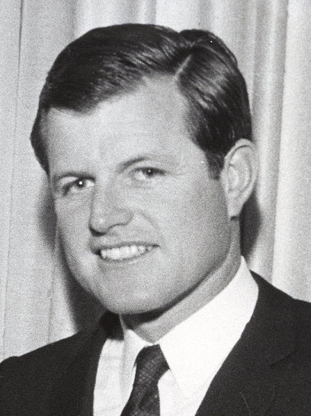 Ted Kennedy - The Incident fiction