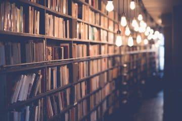 books - at left brain