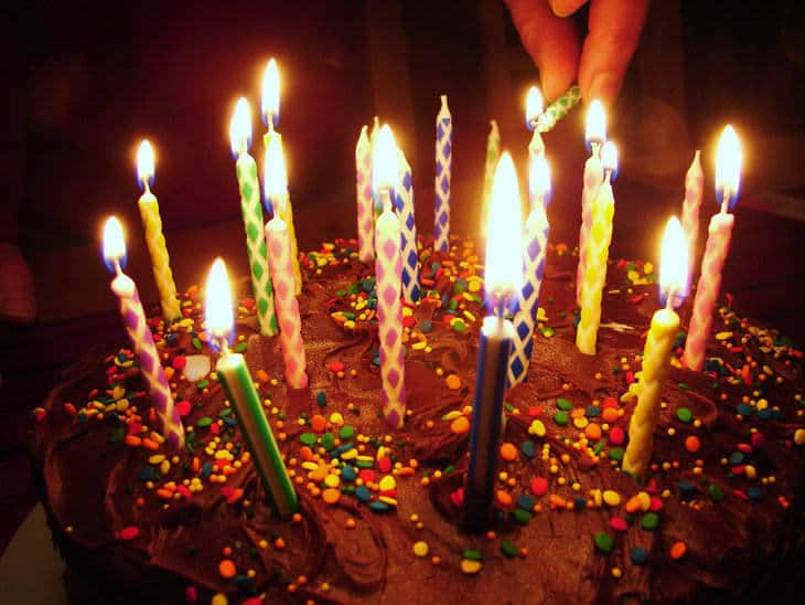 Cake - Max Reif's re-birthday