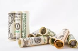 dollar bills - simple living guide