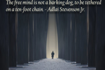 Mind quotes - Adlai Stevenson Jr.