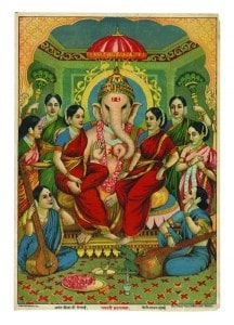 gods-in-print-Ganapati
