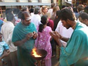 Pongal at Tiruvannamalai, Tamil Nadu, India