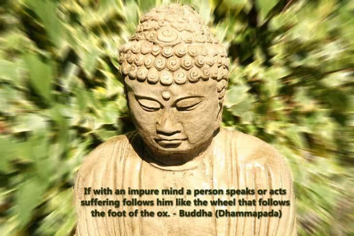 The Buddha - mind quote