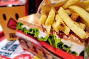fast foods- mood diet