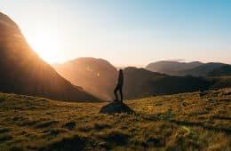 adventure alone - peace is a process
