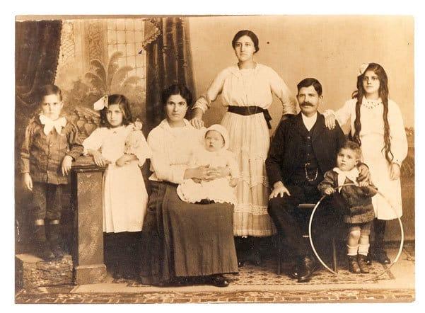Family photo - ancestors