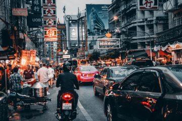 bangkok street - time to take action