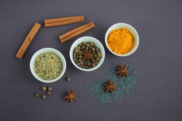 aroma aromatic assorted herbs - ayurveda