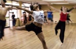 coach dance - like nobodys watching