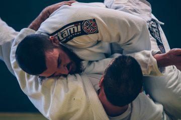 brazilian jiu-jitsu - follow through swing