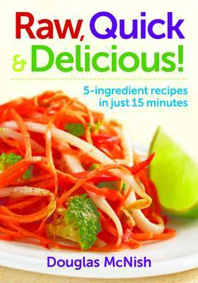 Front cover - Raw food dessert excerpts