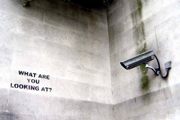 Surveillance - state of mind