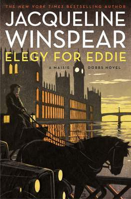 Front cover - Essay about the Maisie Dobbs novels