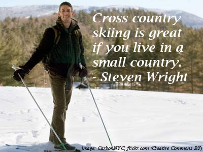 Skier - The funniest quotes ever