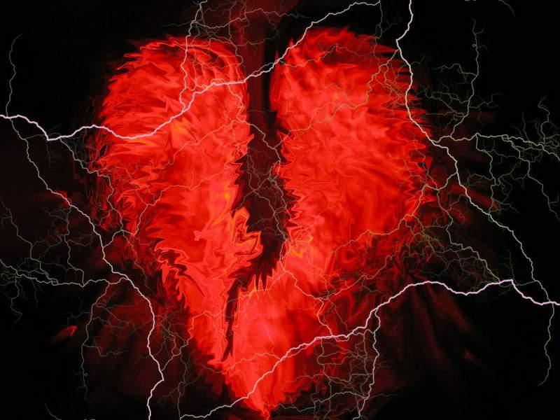 Broken heart - Healing a broken heart