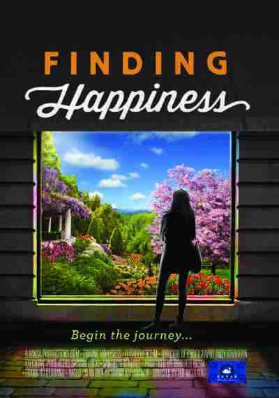 DVD cover - Video review Finding Happiness