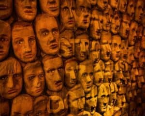 faces - emotional energy
