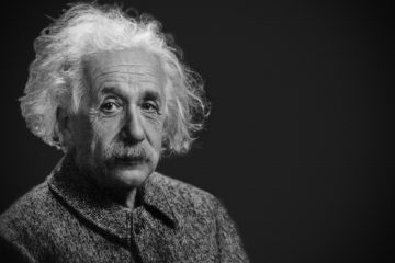 Albert Einstein - Brain Neuroplasticity