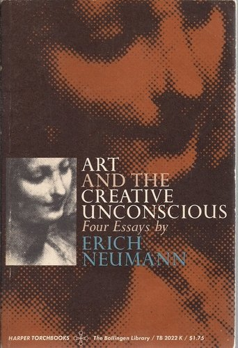 Cover - Erich Neumann book review