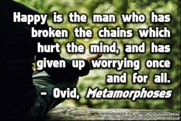 Meditating outside - Epic quotes