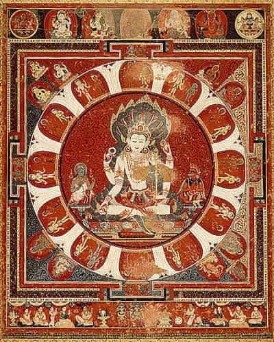 Mandala of Vishnu - Vitality Fusion excerpt