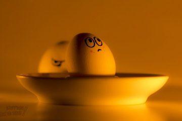 Eggs in disagreement