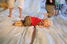 Toddlers - Battle for the nap room