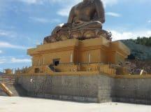 Dordenma Buddha statue at Buddha Point, Thimphu