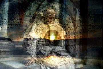 mystic - monk