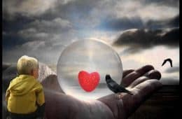 Heart in bubble: Surviving Life and Death excerpt