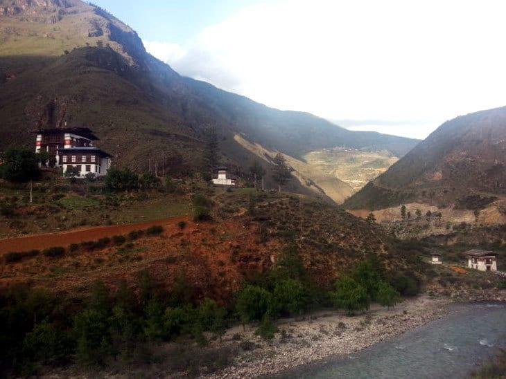 Tamchoe Monastery - Bhutan