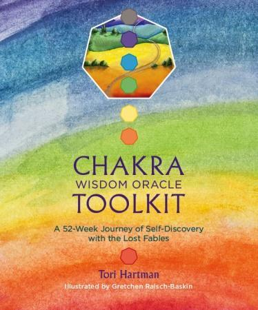 Toolkit - Chakra Wisdom Oracle review