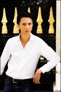Actor Binh Doan