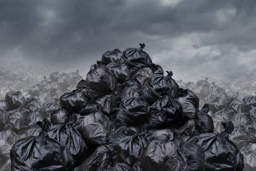 Pile of garbage bags - Focus on purpose not task