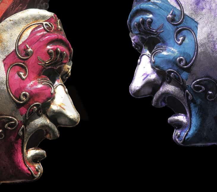 Masks - acting