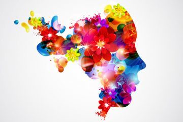 open mind - flowers