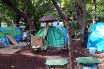 Tent - Tent City documentary