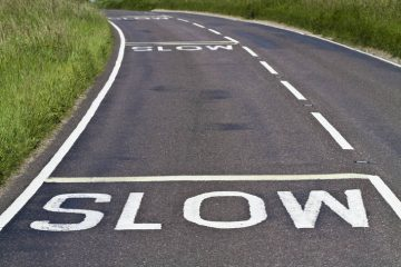 Slow lane - Let the road guide you
