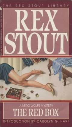 Nero Wolfe mystery - Running out of authors
