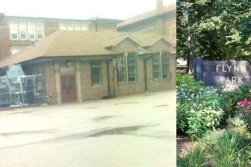 Park and school - Memories from Flynn Park