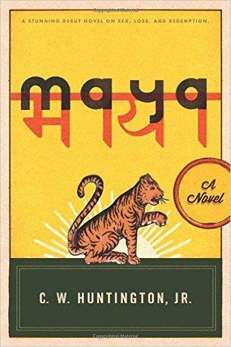 Maya cover - Reviews of three mystical novels