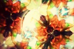 Kaleidoscopic pattern - Metaphorical kaleidoscope of mind