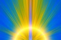 Ball of light - energy