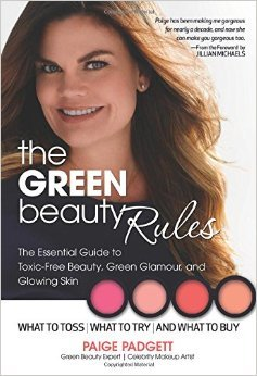 Green Beauty Rules - Paige Padgett