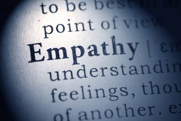 Empathy dictionary definition - The power of empathy