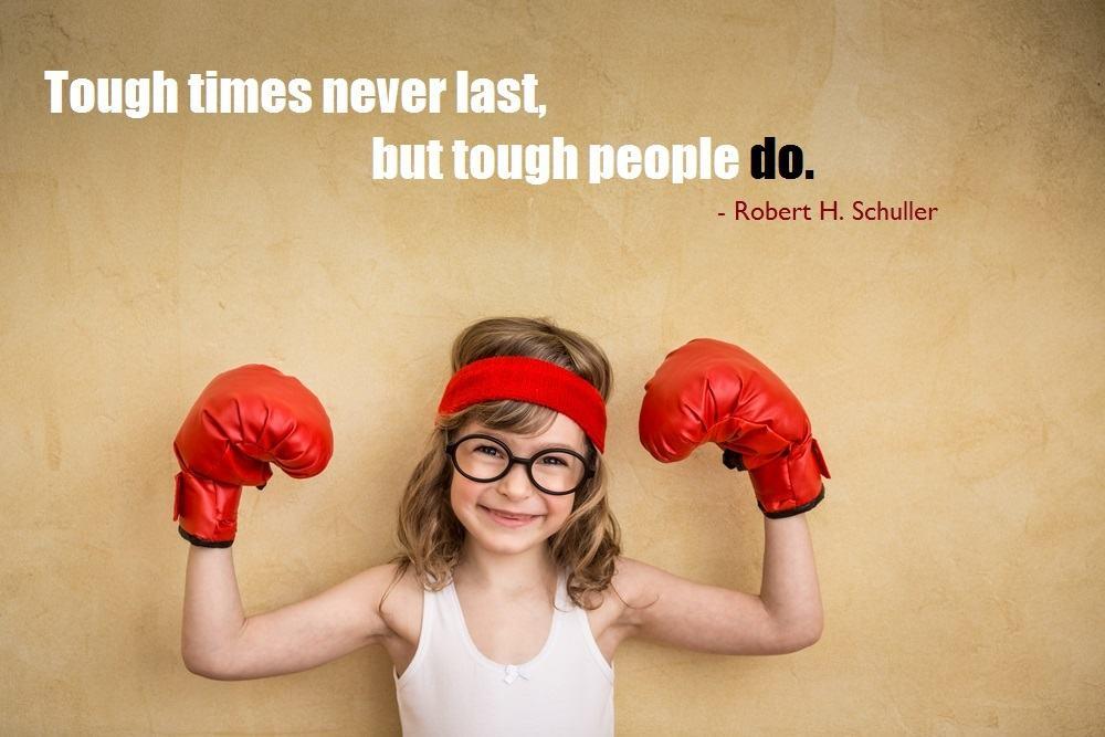 kid boxer - tough